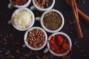 Education. Spices